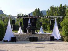 Concerts, festivals, fêtes nocturnes à Grignan, Nyons, Vaison ...